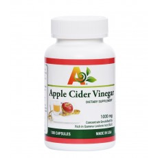Apple Cider Vinegar (100 Capsules)