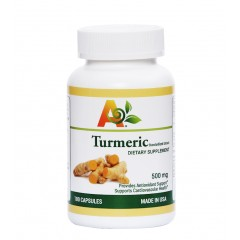 Turmeric Standardized Extract (100 Capsules)
