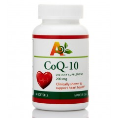 CoQ10 200mg(60 Softgels)